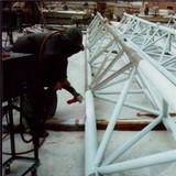 钢结构除锈用铜矿砂